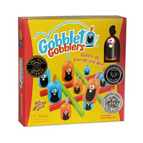 Gobblet Gobblers drveni